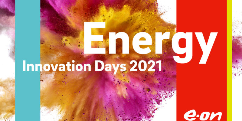 Energy Innovation Days 2021, Europe's largest energy and innovation event